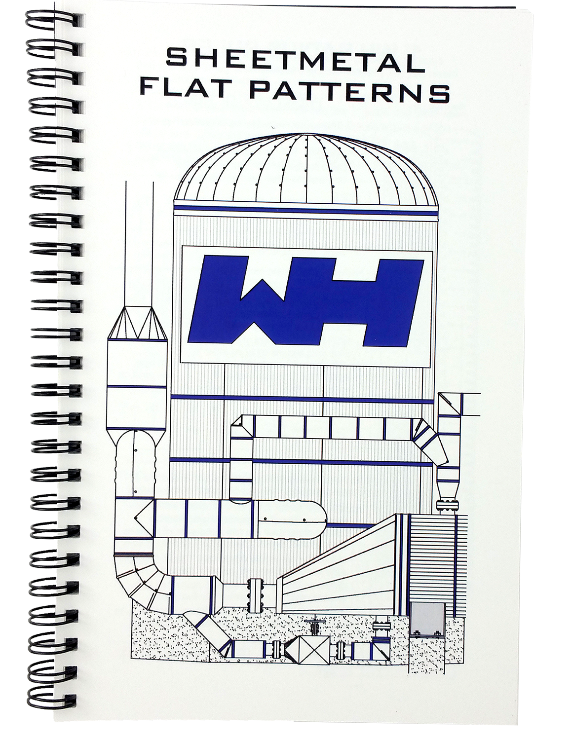 Sheet Metal Flat Pattern Book 8 5 X 5 5 Wh Rulers