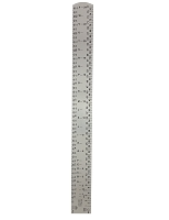 1 Foot WH ruler (.5 mm thick)